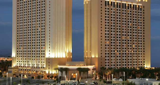 Welcome to Hilton Grand Vacations-Las Vegas Strip