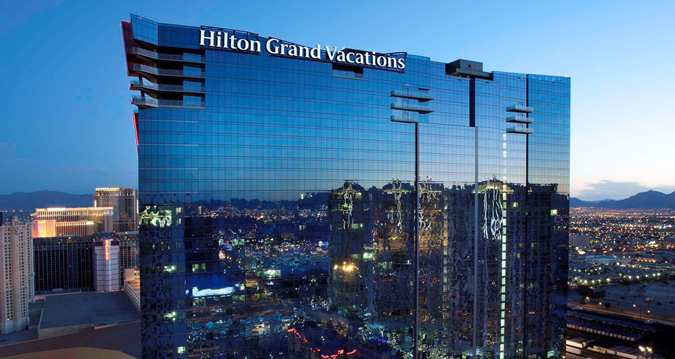 Welcome to the Elara, A Hilton Grand Vacations Hotel!