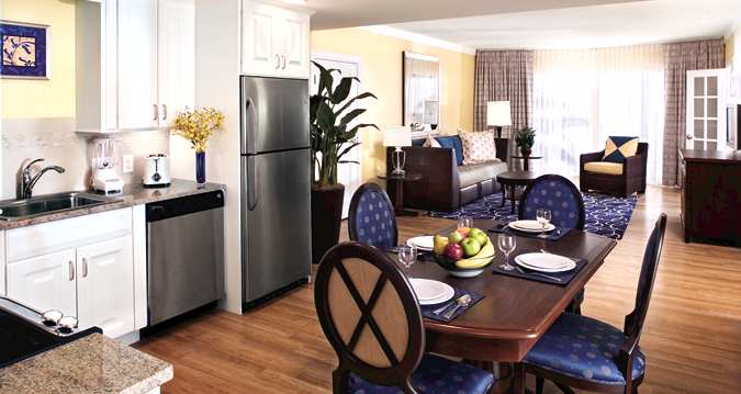 Suite Kitchen