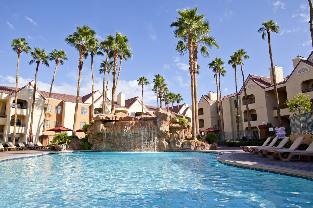 Holiday Inn Desert Club in Las Vegas