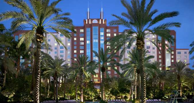 Welcome to Hilton Grand Vacations Club at the Flamingo Hilton