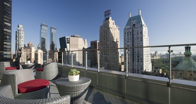 Member Lounge View