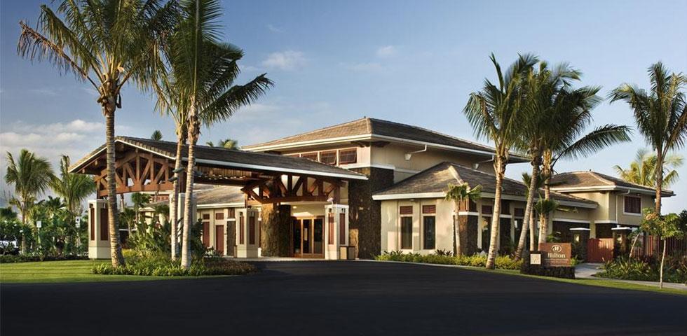 Hilton Kohala Suites