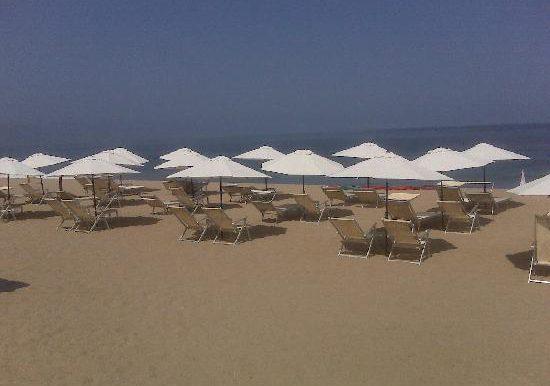 Playa Sol Del los Muertos