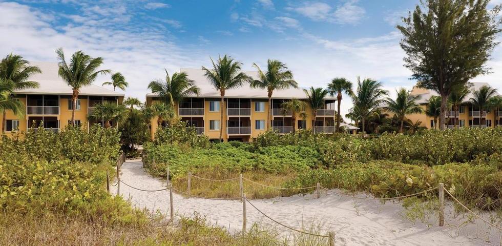Plantation Beach Club at South Seas Island Resort