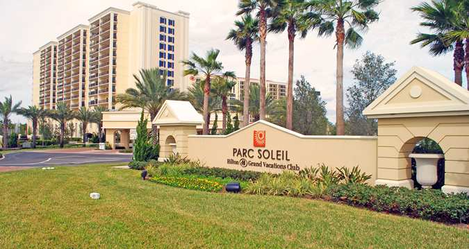 Welcome to the Parc Soleil by Hilton Grand Vacations Club