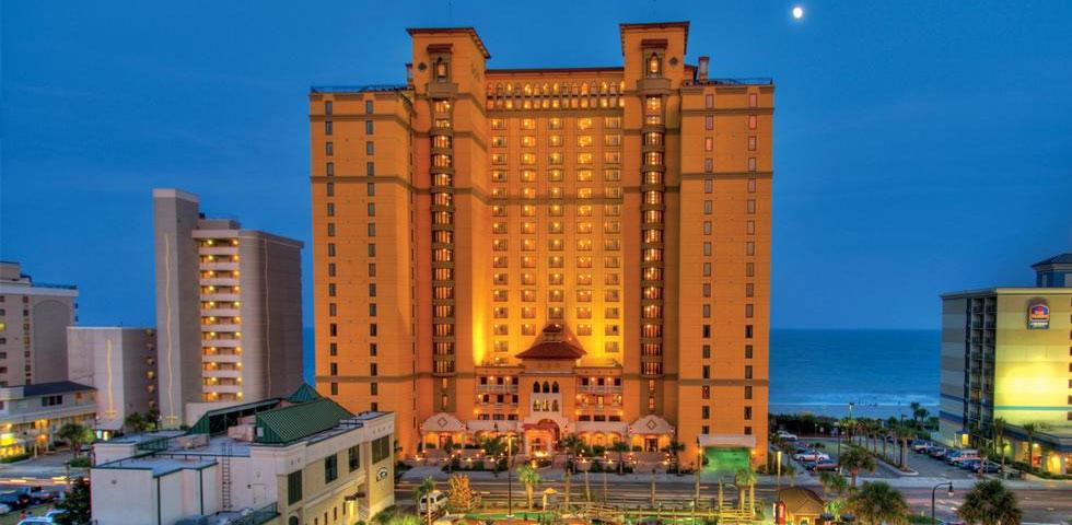 Hilton- Anderson Ocean Club